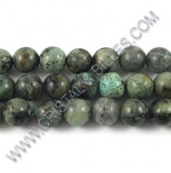African turquoise 06mm -...