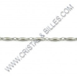 Fancy 11x2.5mm, Stainless...
