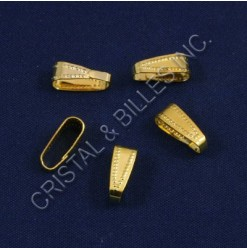 Bail 11x4mm, Gold