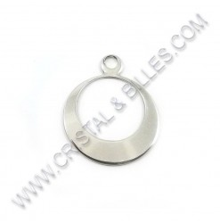 Pendant 21mm, Stainless 304...