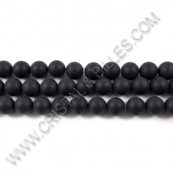 Onyx black matte 08mm - Qty...
