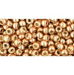 Seed beads ToHo 8-0, PF551...