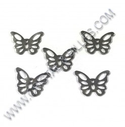 Charm Butterfly 14 x 10mm,...