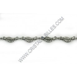 Fancy 10x4mm, Stainless 304...