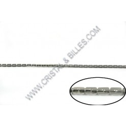 Boston 3.8x2.4mm Stainless...